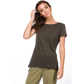 super.natural Everyday T-Shirt Femme, killer khaki melange